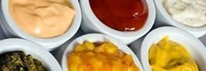 Соусы, майонезы, кетчупы