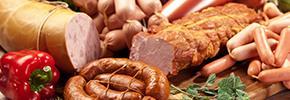 Мясо, колбаса, птица
