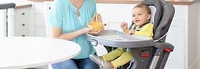 Стульчики и столы для кормления