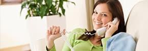 Проводные телефоны, радиотелефоны