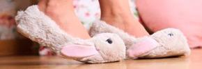 Домашняя обувь для девочек
