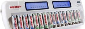 Зарядные устройства для аккумуляторов (AA/AAA/C/D)