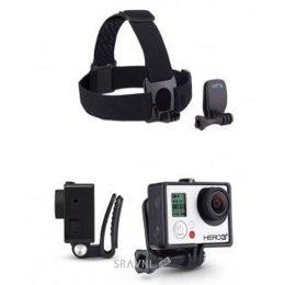 Аксессуар для экшн-камер GoPro Head Strap + QuickClip (ACHOM-001)
