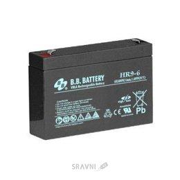Аккумулятор для ИБП B.B. Battery HR9-6