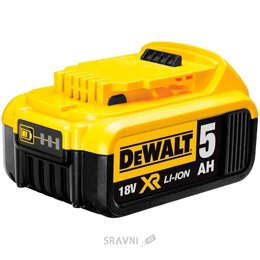 Аккумулятор, зарядное устройство для электроинструмента DeWalt DCB184