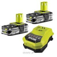 Аккумулятор, зарядное устройство для электроинструмента RYOBI RBC18LL15