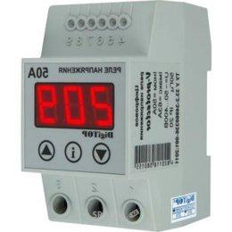 Реле контроля, защиты, времени Digitop V-protector 50A