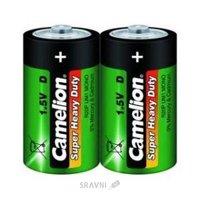 Батарейку, аккумулятор (AA/AAA/C/D) Camelion R20P-SP2G