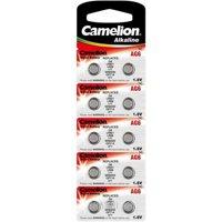 Батарейку, аккумулятор (AA/AAA/C/D) Camelion AG6-BP10