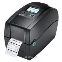 Принтер штрих кодов и наклеек Godex RT230
