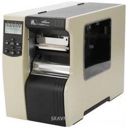 Принтер штрих кодов и наклеек ZEBRA 110Xi4