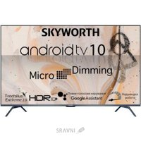 Телевизор Телевизор Skyworth 50G3A AI Micro Dimming