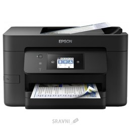 Принтер, копир, МФУ Epson WorkForce Pro WF-3720DWF