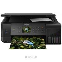 Принтер, копир, МФУ Epson L7160