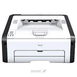 Принтер, копир, МФУ Ricoh SP 210