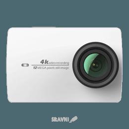 Экшн-камеру Xiaomi Yi 4K Action Camera Pearl White Travel Edition