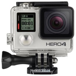 Экшн-камеру GoPro HERO4 Silver Edition