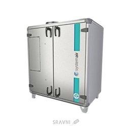Вентиляционную установку Systemair Topvex TR04 HWH-R-CAV
