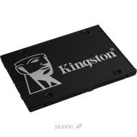SSD-накопитель Kingston KC600 256 GB (SKC600/256G)