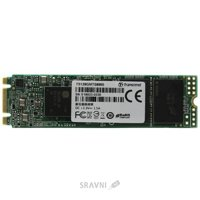 SSD-накопитель Transcend MTS830S 128 GB (TS128GMTS830S)