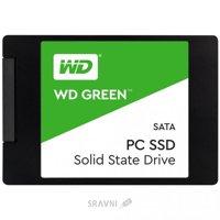 SSD-накопитель Western Digital WD SSD Green 240 GB (WDS240G2G0A)