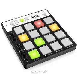 DJ оборудование IK Multimedia IRIG PADS