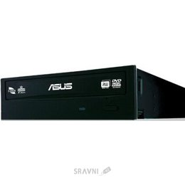 CD, DVD и Blu-ray привод ASUS DRW-24F1ST