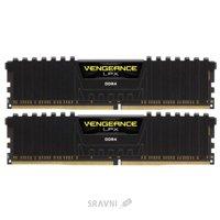 Corsair 32GB (2x16GB) DDR4 3200 MHz Vengeance LPX (CMK32GX4M2B3200C16)