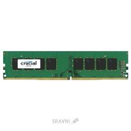 Модуль памяти для ПК и ноутбука Crucial 8GB DDR4 2400MHz (CT8G4DFD824A)