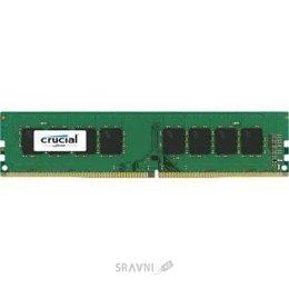 Модуль памяти для ПК и ноутбука Crucial 8GB DDR4 2400MHz (CT8G4DFS824A)