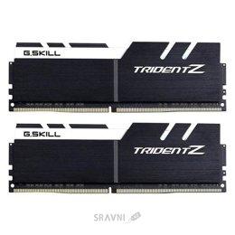 Модуль памяти для ПК и ноутбука G.skill  16GB (2x8GB) DDR4 3200MHz Trident Z Series (F4-3200C16D-16GTZKW)