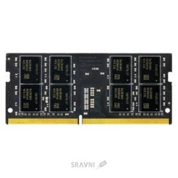 Фото TEAM 8GB SO-DIMM DDR4 2400MHz (TED48G2400C16-S01)