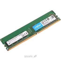 Фото Crucial 8GB DDR4 2666MHz (CT8G4DFS8266)
