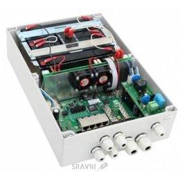 Коммутатор, концентратор, маршрутизатор TFortis PSW-2G4F-UPS