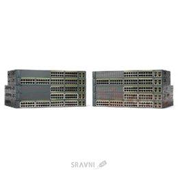 Коммутатор, концентратор, маршрутизатор Cisco WS-C2960+48PST-L