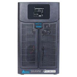 UPS (Система бесперебойного питания) SVC PTL-3K-LCD