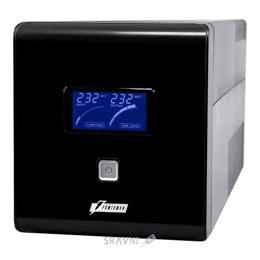 UPS (Система бесперебойного питания) Powerman Smart Sine 1500