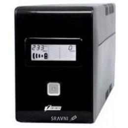 UPS (Система бесперебойного питания) Powerman Smart Sine 600