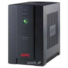 UPS (Система бесперебойного питания) APC Back-UPS 800VA with AVR