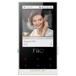 MP3 плеер (Flash,  HDD)  Fiio M3