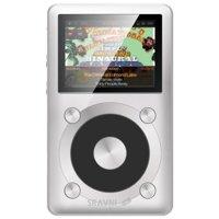 MP3 плеер (Flash,  HDD)  Fiio X1