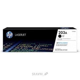 Картридж, тонер-картридж для принтера HP CF540A