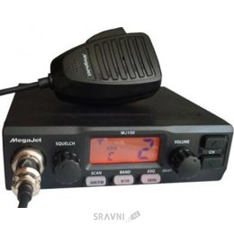 Рацию Радиостанцию Megajet MJ-150