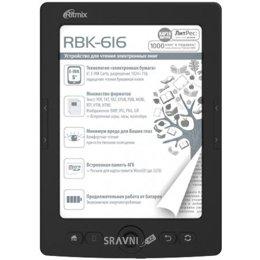 Электронную книгу Ritmix RBK-616