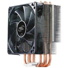 Систему охлаждения (вентиляторы, радиаторы, кулеры) DeepCool GAMMAXX 400