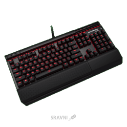 Фото Kingston HyperX Alloy Elite MX Red (HX-KB2RD1-RU/R1)