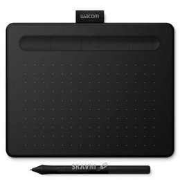 Графический планшет, дигитайзер Wacom Intuos Bluetooth S (CTL-4100WLK-N)