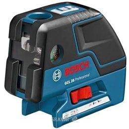Контрольно-измерительное оборудование Bosch GCL 25 Professional (0601066B00)