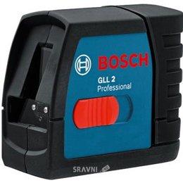 Контрольно-измерительное оборудование Bosch GLL 2 Professional (0601063700)