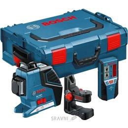 Фото Bosch GLL 3-80 P Professional + BM1 + LR2 L-Boxx (060106330A)